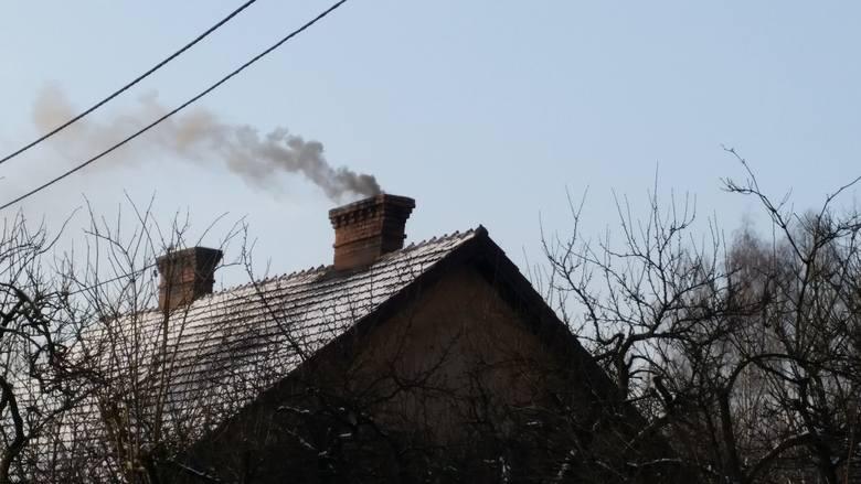 231 kontroli pieców przeprowadziła w styczniu Straż Miejska w Katowicach