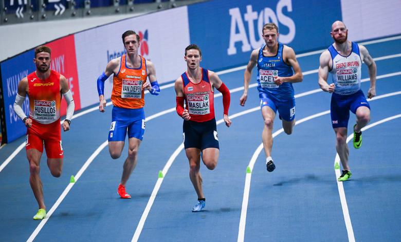 Halowe mistrzostwa Europy w lekkoatletyce Toruń 2021