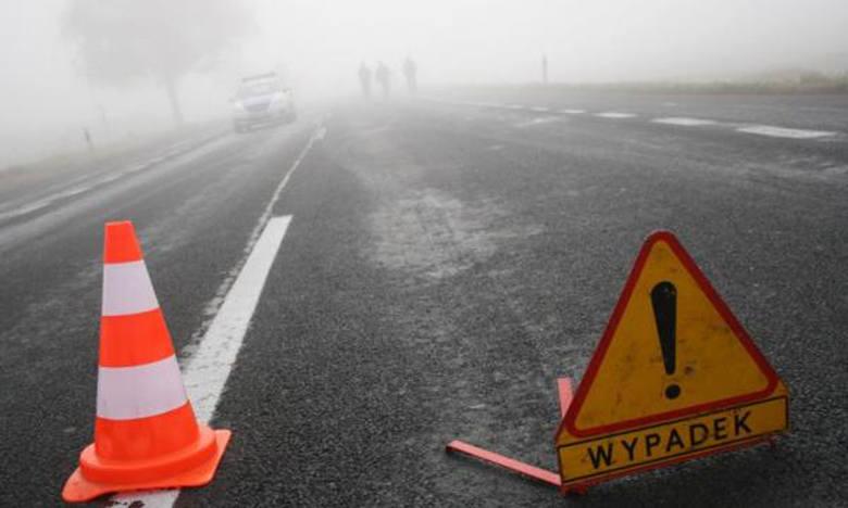Śmiertelny wypadek pod Bełchatowem. Zginęła 40-letnia kobieta