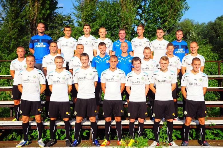 Hutnik Kraków. Sierpień 2013 - III liga