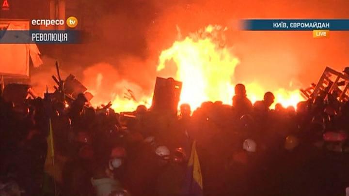 Wojsko blokuje trasy wjazdowe do Kijowa [wideo]