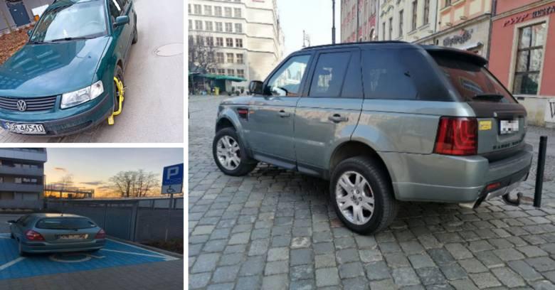 Parkowanie we Wrocławiu to nie lada sztuka. Kto nie szukał zacięcie miejsca parkingowego - bez większego skutku, niech podniesie rękę. Niektórzy kierowcy,