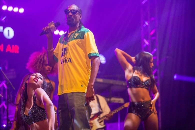 Snoop Dogg przekonuje o wyższości marihuany nad alkoholem. Jako przykład wybrał... Paula Gascoigne'a