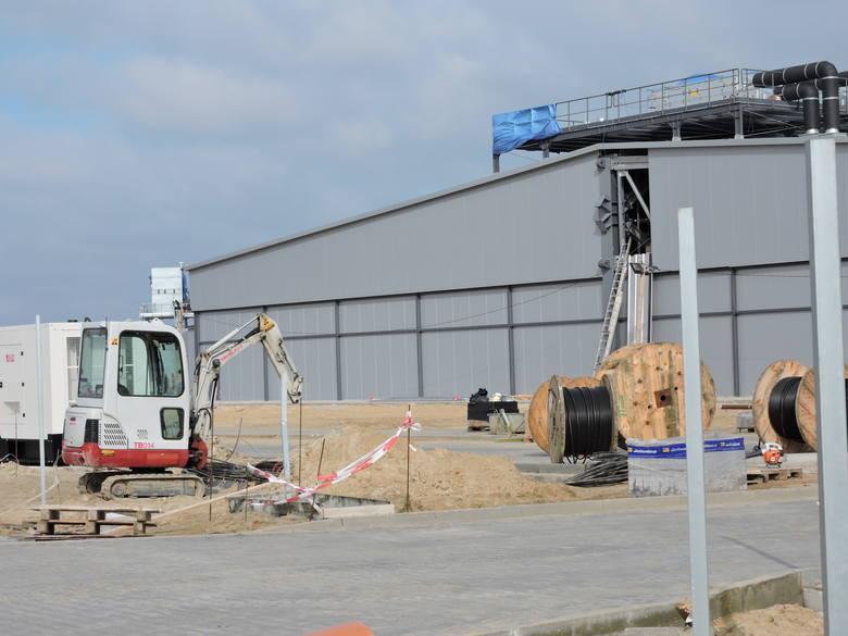 - Jesteśmy również na etapie rozbudowy naszego głównego zakładu JBB w Łysych o nową powierzchnię ok. dwóch tysięcy mkw. Znajdzie się tam wychładzalnia