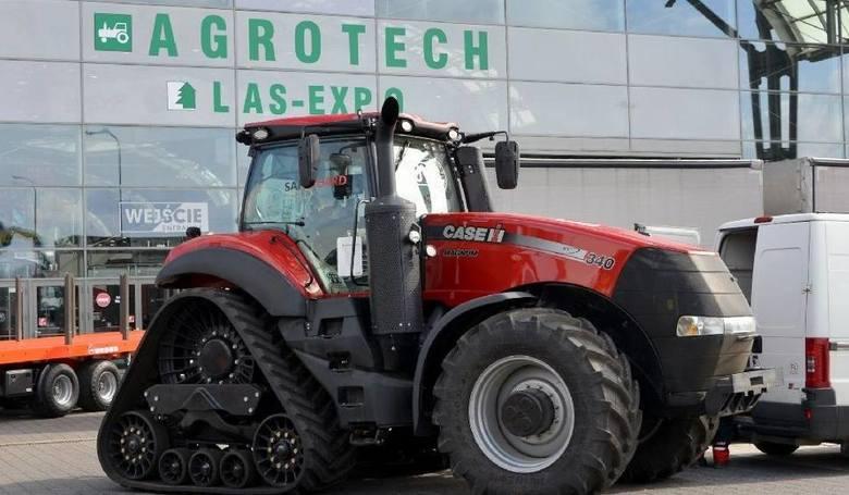 Międzynarodowe Targi Techniki Rolniczej Agrotech w Kielcach startują w piątek, 16 marca i trwają do popołudnia w niedzielę, 18 marca. Targi Kielce skumulują