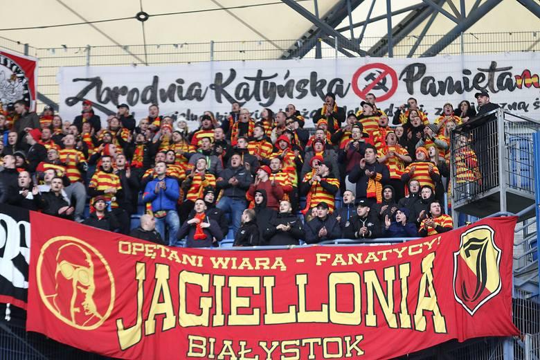 Zdjęcia z meczu Lech Poznań - Jagiellonia Białystok 0:2 [GALERIA]
