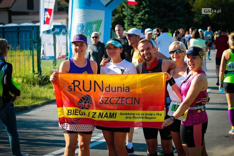 5. Sanprobi Maraton Szczeciński. Zdjęcia ze startu