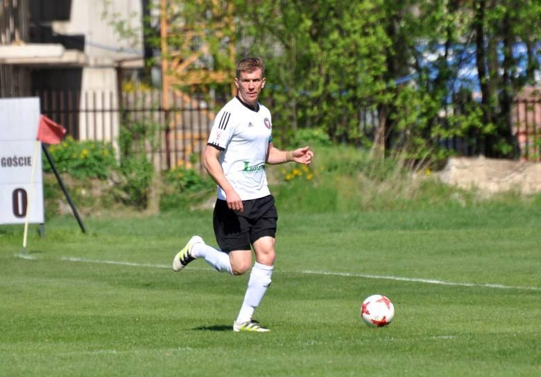 22.04.2018, II liga: Garbarnia - Błękitni Stargard (2:1)