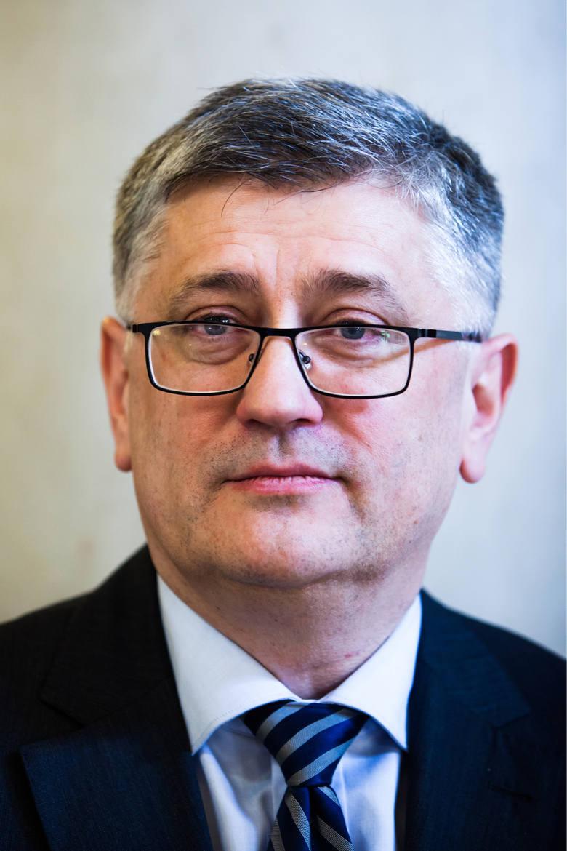 Janusz Kozioł, doradca ds. sportu. Dziennikarz, były wiceprezes Wisły Kraków