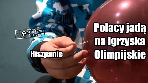 Memy po meczu Polska U-21 - Hiszpania U-21. Przebity balonik