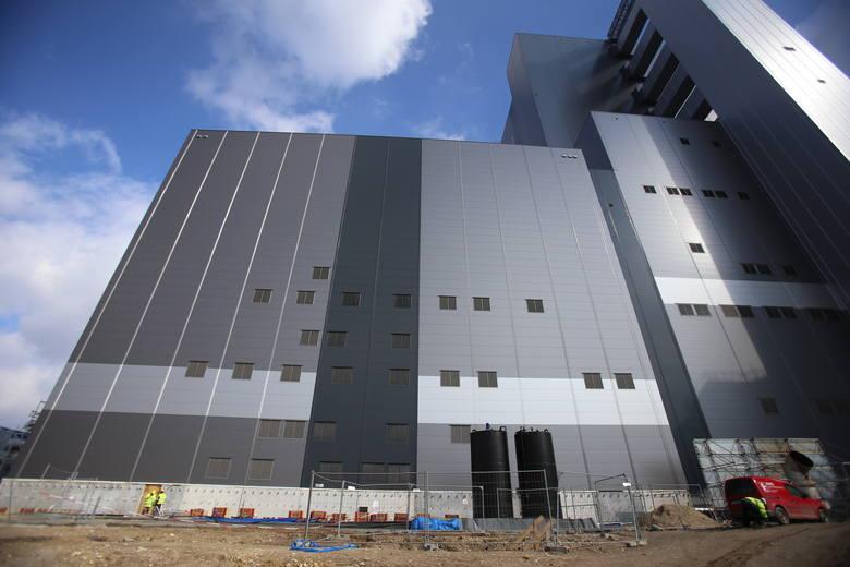 Budowa nowego bloku energetycznego w Jaworznie na ukończeniu