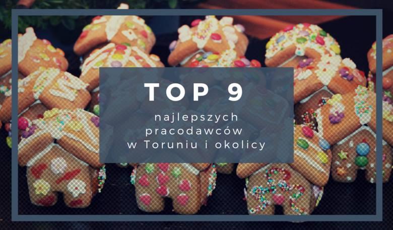 TOP 10 najlepszych pracodawców. Praca w Toruniu [ZDJĘCIA]