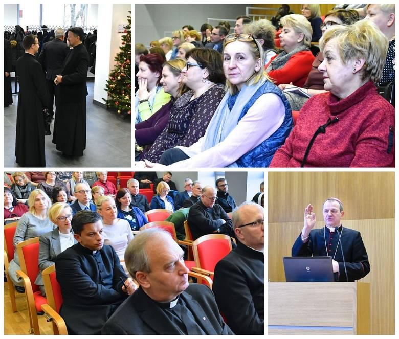 Białystok. Podlascy katecheci spotkali się na Zjeździe Kolędowym 2020 [ZDJĘCIA]