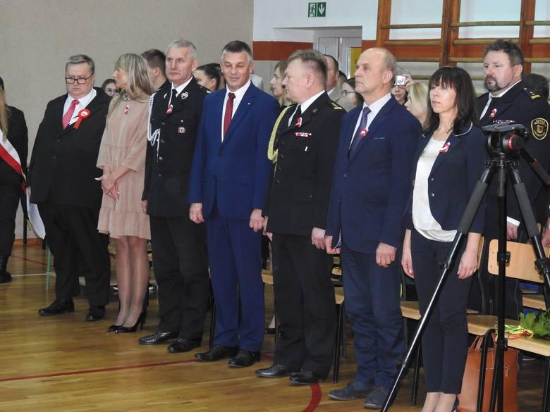 Dziesiąte już ślubowanie klasy strażackiej w Szczecinku [zdjęcia]