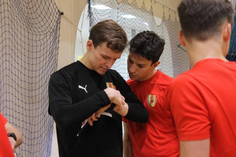 Drużyna Korony grająca w Centralnej Lidze Juniorów do 18 lat razem z trzecioligowymi rezerwami Korony rozpoczęła przygotowania do rundy wiosennej rozgrywek.