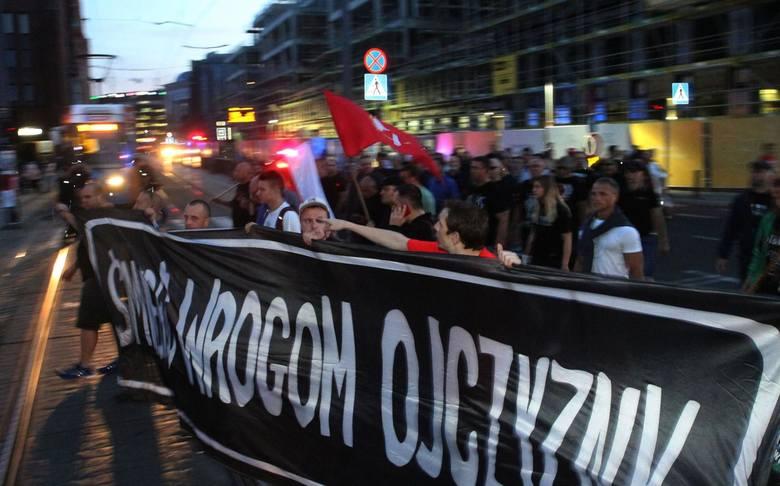 Marsz we Wrocławiu<br />