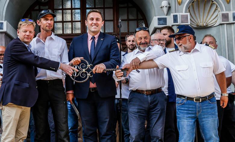 Otwarcie Baltic Sail Gdańsk 2019, 5.07.2019