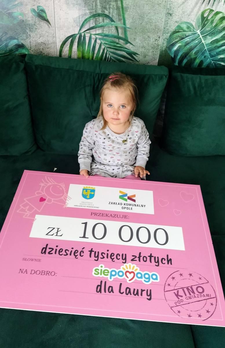 By Laura Biel mogła przejść operację serca, kolejną już w swoim życiu, potrzeba ponad 1 mln zł. By uzbierać tę gigantyczną kwotę, niezbędne jest wsparcie