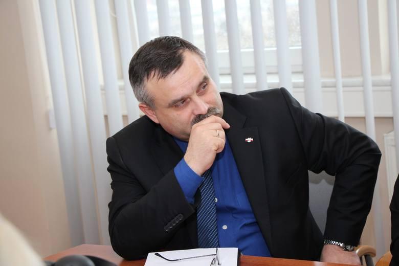 Waldemar Gredka, dyrektor biura wojewody.