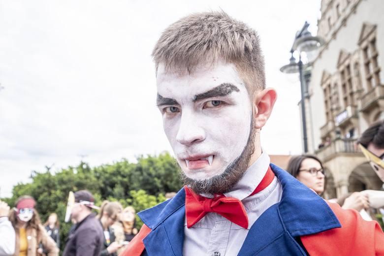 W czwartek przez Poznań przeszedł barwny pochód studentów. Tym wydarzeniem rozpoczęły się tegoroczne juwenalia.Kolejne zdjęcie ---->