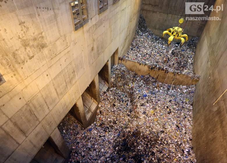 Spalarnia śmieci w Szczecinie. Jako pierwsi byliśmy w środku inwestycji za 700 mln złotych! [WIDEO, ZDJĘCIA]