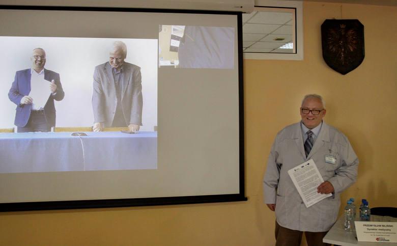 Lekarze z Łódzkiego będą mogli konsultować się przez internet [ZDJĘCIA]