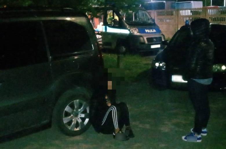 Policjanci z Radomia zatrzymali małżeństwo, które kradło katalizatory z aut. W sumie dopuścili się szesnastu kradzieży.