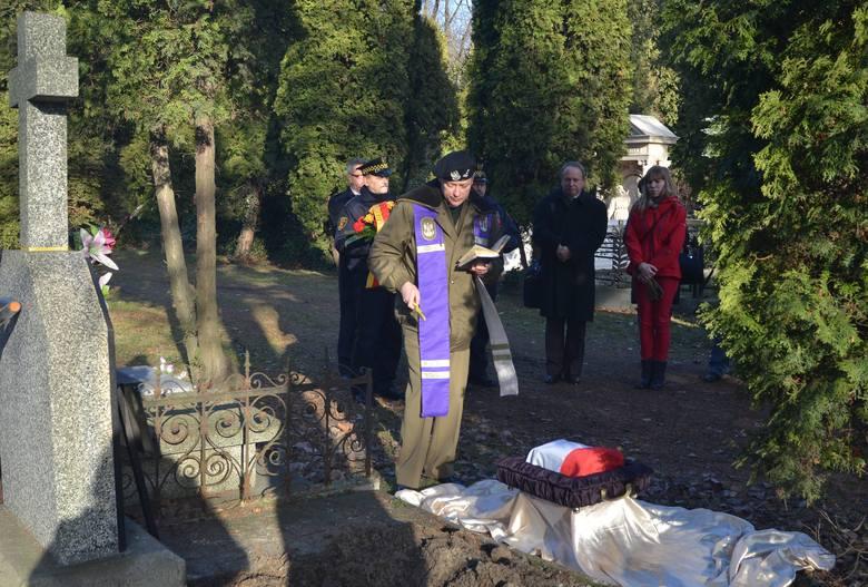Pogrzeb Raula Nałęcza-Małachowskiego. Chciał, by jego prochy spoczęły w Łodzi [ZDJĘCIA]