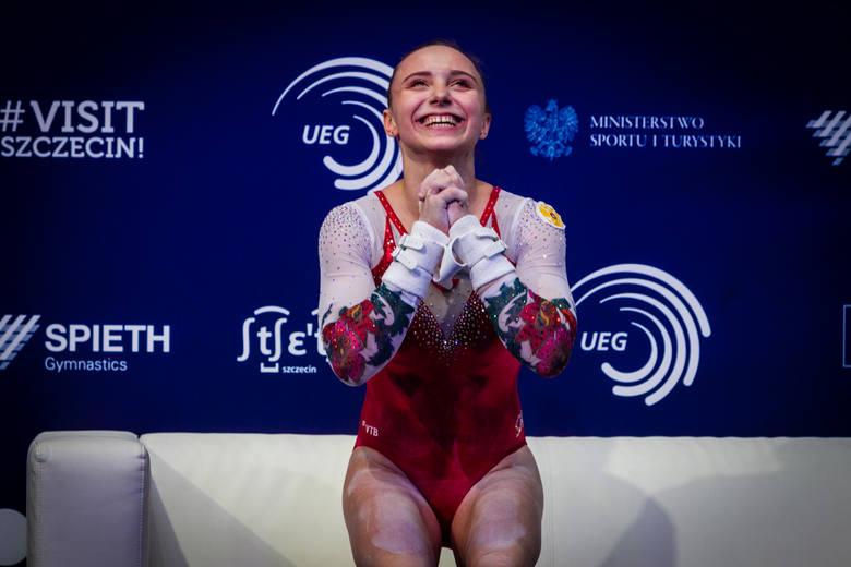 Koniec gimnastycznych mistrzostw Europy. Rosja rządzi w Szczecinie [GALERIA]