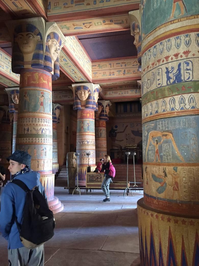 Projekt edukacyjny - Poznać Maroko i oswoić nieznane. Uczniowie I LO w Zielonej Górze wraz z nauczycielami zwiedzili Maroko, uczestniczyli w zajęciach