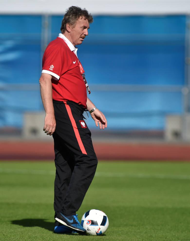 Zbigniew Boniek, prezes PZPN.