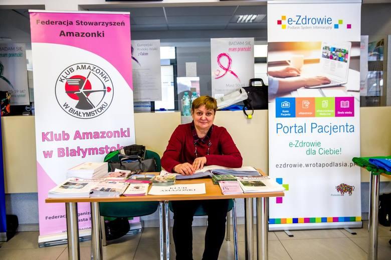 Dni Otwarte Białostockiego Centrum Onkologii cieszyły się sporym zainteresowaniem