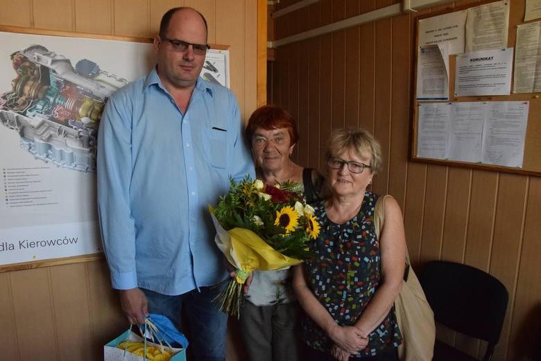 66-letni mieszkaniec Skierniewic zawdzięcza życie Ireneuszowi Graszce, kierowcy Miejskiego Zakładu Komunikacji w Skierniewicach. Gdy pasażer zasłabł