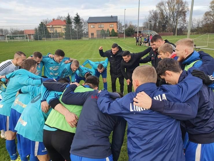 Piłkarze Limanovii mają rozpocząć zimowe przygotowania 23 stycznia od gry wewnętrznej