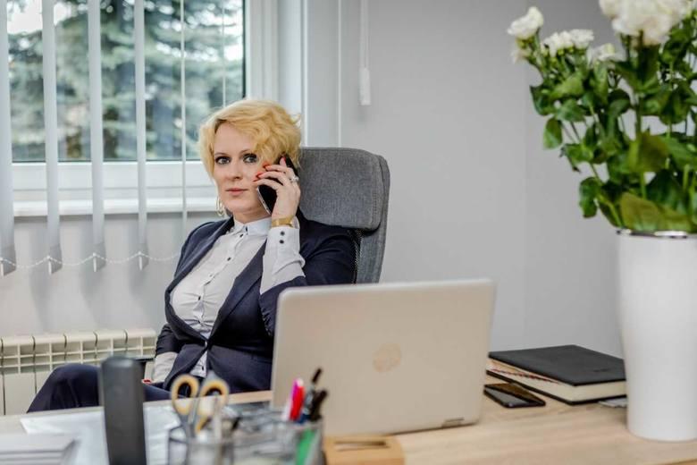 Magdalena Patura, prezes firmy Elanda Pharma: - Jednym z celów firmy na rok 2019 jest produkcja kontraktowa. Mamy świetną ofertę.