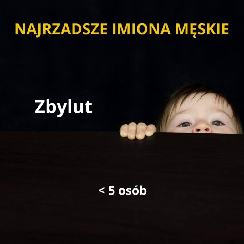 Sprawdźcie, jakie pomysły mają rodzice! Wybraliśmy dla Was 15 imion męskich, które w Polsce nosi 5 i mniej osób. Zobaczcie te najrzadsze!Przejdź do kolejnego