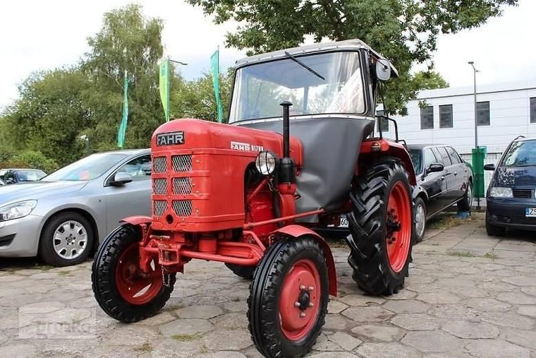 Fahr 17DNH, 1.3 Diesel, rocznik 1950. cena: 9999 zł