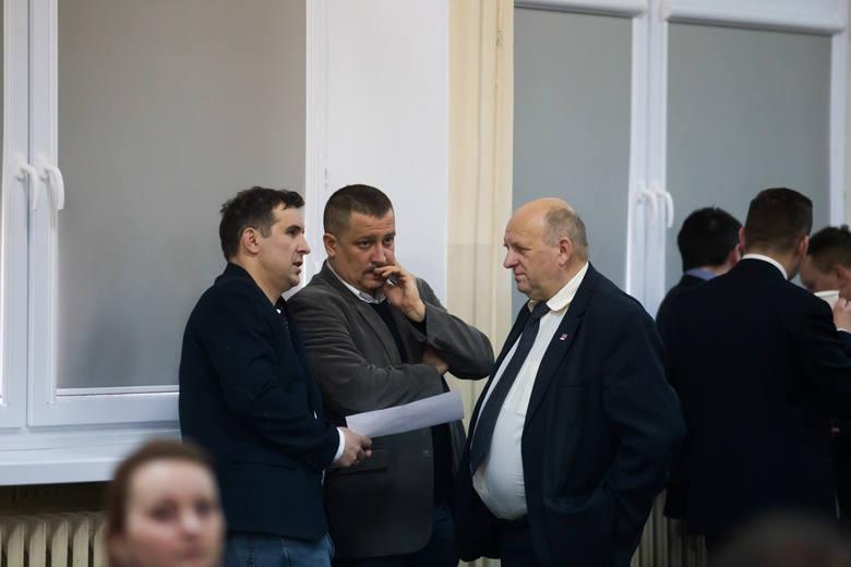 Sesja białostockiej rady miejskiej