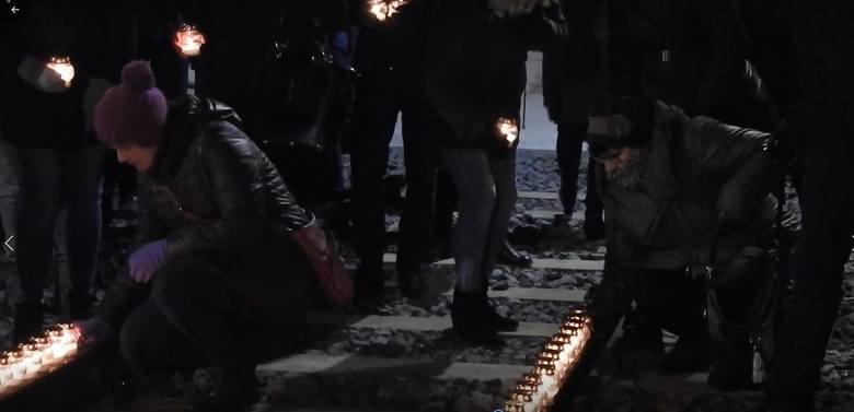 W 80. rocznicę zsyłki Białystok pamiętał o ofiarach pierwszej sowieckiej deportacji Polaków na Syberię. Dotknęła 140 tys. obywateli II RP