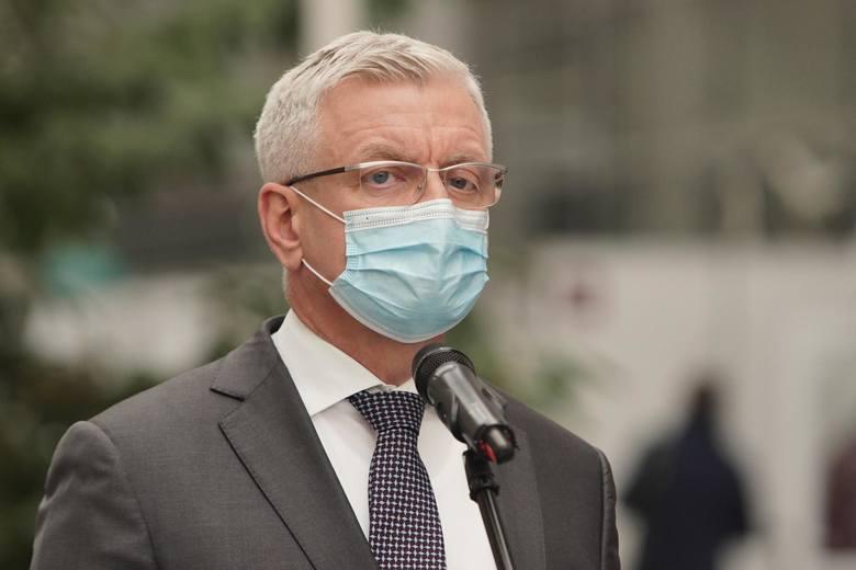 Prezydent Poznania Jacek Jaśkowiak nie wyklucza, że będzie się ubiegał o swoją trzecią kadencję.