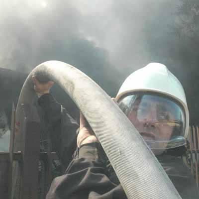 Ciecierzyce: Pożar w kurniku
