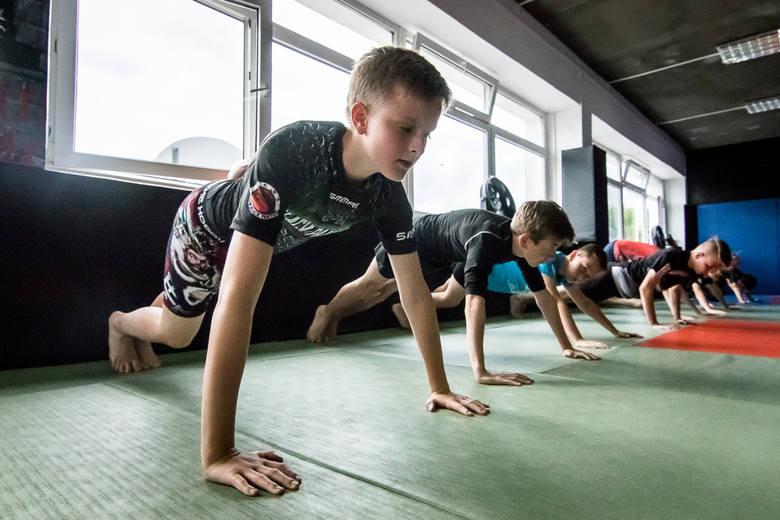 Akademia Sztuk Walki Black Panther w Bydgoszczy - szkolą się tu osoby od 5 do 50 roku życia