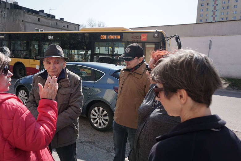 Rewolucja komunikacyjna w Łodzi. Protest mieszkańców ulicy Szklanej na Bałutach