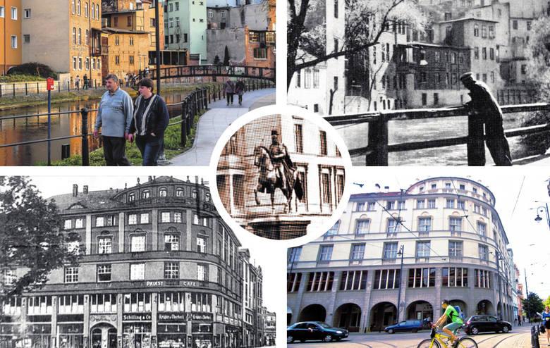 Kontynuujemy nasz cykl, w którym pokazujmy stare zdjęcia Bydgoszczy i porównujemy je z obecnymi fotografiami. Jak Bydgoszcz wyglądała dawniej i jak zmieniła