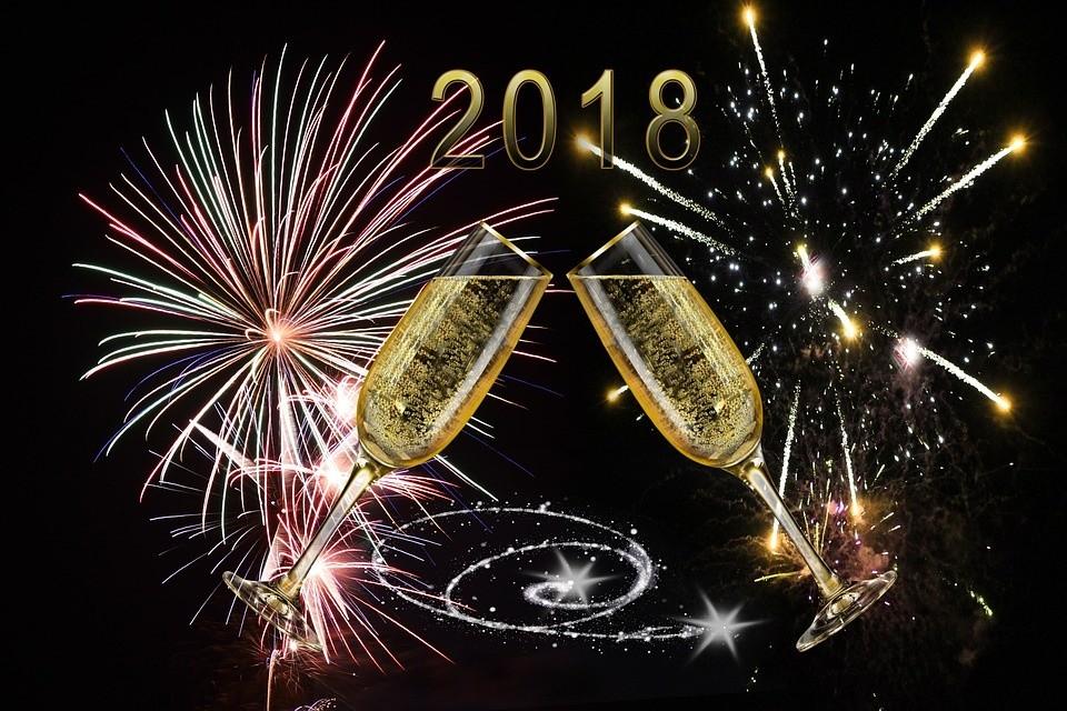 życzenia Noworoczne 2019 Piękne życzenia Na Nowy Rok Sylwester