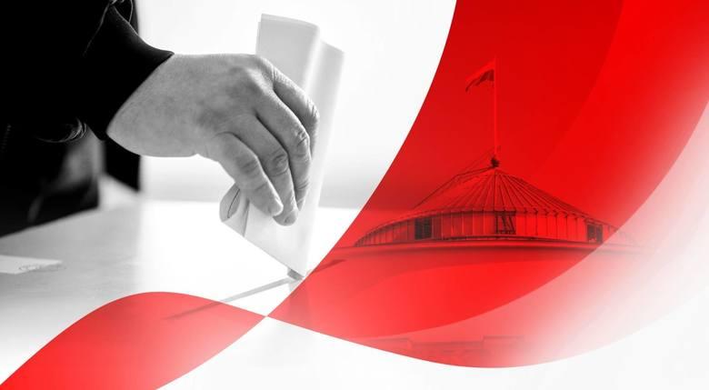 Wybory Parlamentarne 2019 Ostróda. Wyniki wyborów do Sejmu z okręgu nr 34 i do Senatu z okręgu nr 85