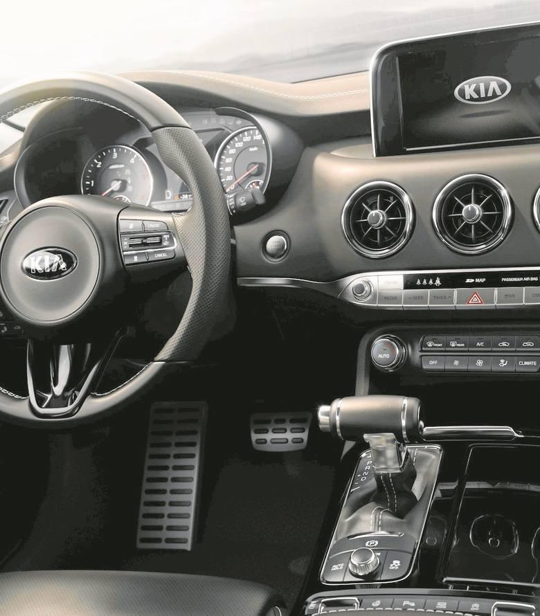 Kia mierzy w segment limuzyn klasy premium