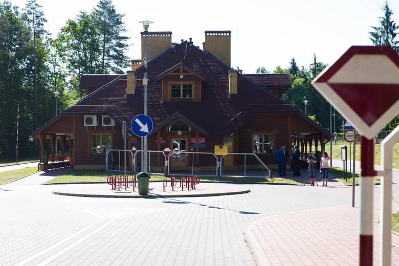 Ruch bezwizowy Polska - Białoruś. Próba w Białowieży w czerwcu 2015 roku
