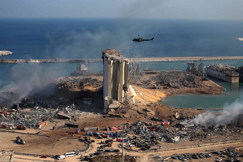 Wybuch w Bejrucie wciąż jest na ustach całego świata. Nic dziwnego, gdyż na skutek gigantycznej eksplozji zginęło około 150 osób, liczba rannych przekroczyła