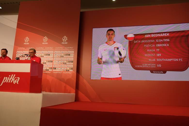 W poniedziałek po godz. 14 Adam Nawałka na specjalnie zwołanej konferencji w Arłamowie, ogłosił 23-osobową kadrę, która będzie reprezentować Polskę na